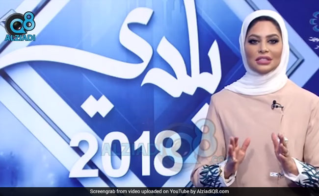 TV Anchor Suspended After She Called Male Colleague 'Handsome' On Air