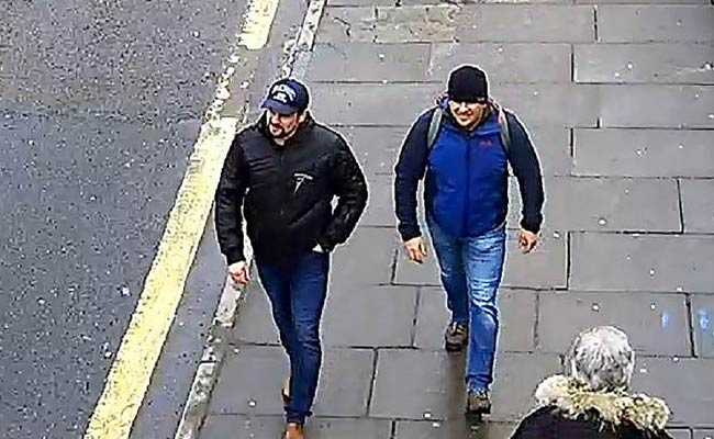 How 2 Russian Suspects Smuggled The Deadly Novichok Nerve Agent Into UK