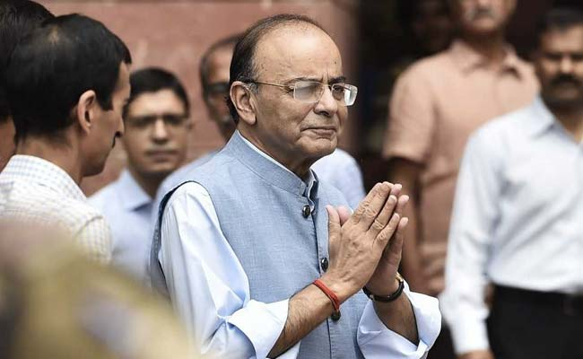 BJP's Hour By Hour Day Plan Of Arun Jaitley To Reject 'Mallya Meet' Claim