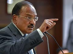 "Ajit Doval ""Fully Convinced"" Most Kashmiris Support Article 370 Removal"