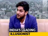 Video : India's Creative Illusionist, The Magical Neel Madhav