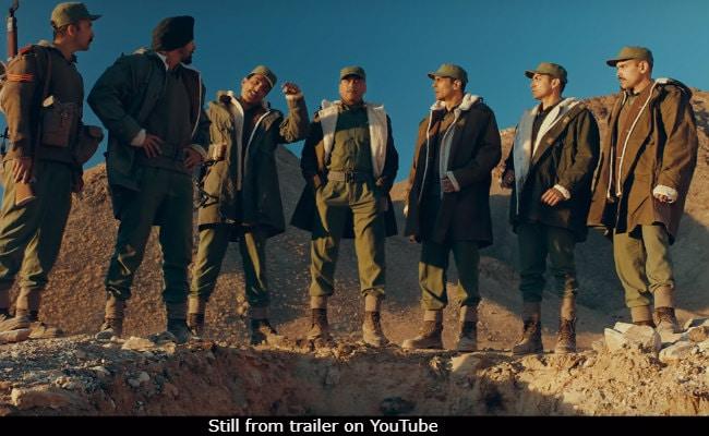 Paltan Trailer: J P Dutta's War Drama Looks A Little Drab