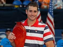 John Isner Beats Ryan Harrison To Win Fifth Atlanta Open Title