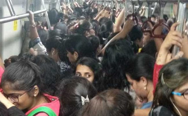 Delhi Metro Services Affected On Magenta Line After Signalling Snag