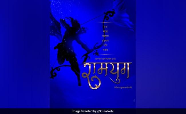 RamYug: Kunal Kohli Announces Next Film Based On Ramayana. Details Here