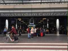 Suspect Afghan Teen To Appear In Court For Amsterdam Station Attack