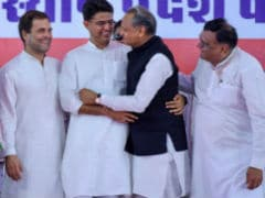 Ahead Of Rajasthan Polls, A Message from Congress Rally To Tackle Friction