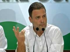 Rahul Gandhi Has Gone From <i>Pappu</i> To <i>Gappu</i> Through Lies: BJP