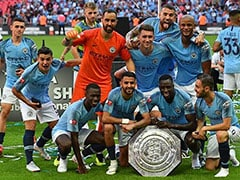 Community Shield: Sergio Aguero Helps Manchester City Outclass Chelsea