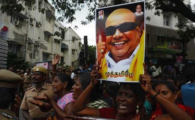 Bypoll In Tiruvarur, Vacant Since Karunanidhi's Death, Cancelled