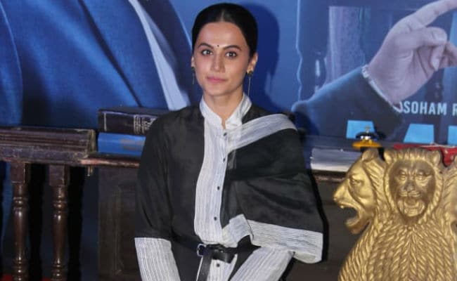 Mulk Actress Taapsee Pannu Says 'Disturbing To See One Religion Being Targeted'