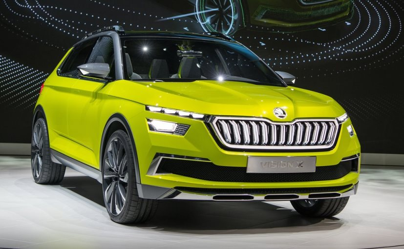 Skoda will launch its first electric SUV, to be called Skoda eRS by 2022