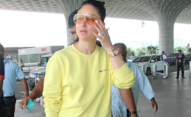 Why Kareena Kapoor 'Never Sports An Airport Look'