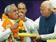 In Ode To Vajpayee, Closest Friend Advani Remembers Books, Films, <i>Khichdi</i>