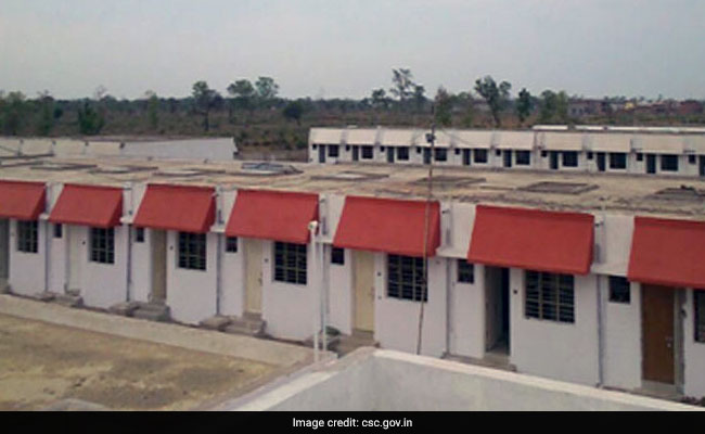 Over 1 Lakh Houses Constructed In Northeast Under PM Housing Scheme