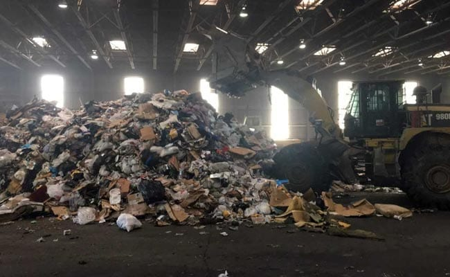 As China Closes Door To Recycling, Trash Piles Up In US