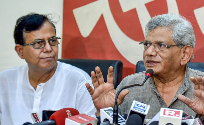 Congress Will Have To Explain Wayanad Decision: Sitaram Yechury