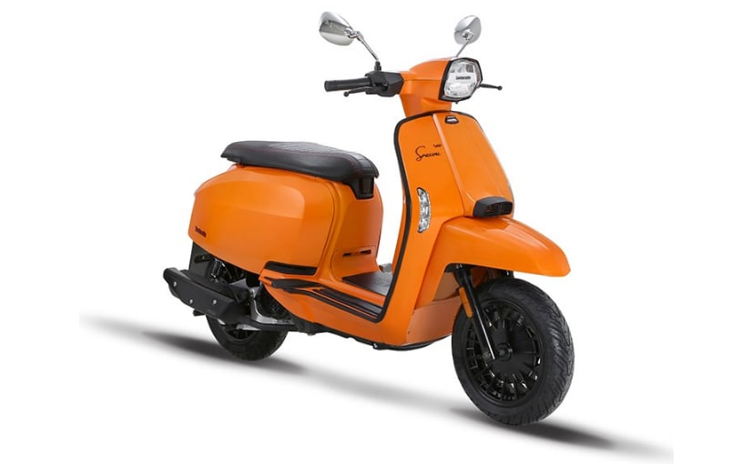 Lambretta is expected to develop and launch an all-electric scooter model.