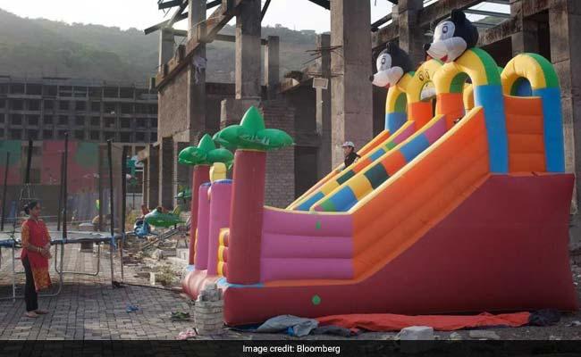 Lavasa, A Billionaire's Dream City Near Mumbai, Turns Into Ghost Town