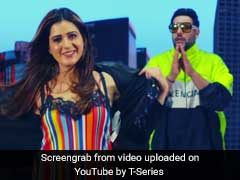 Badshah के नए गाने BAMB ने मचाई सनसनी, 21 घंटे में 57 लाख बार देखा गया Video