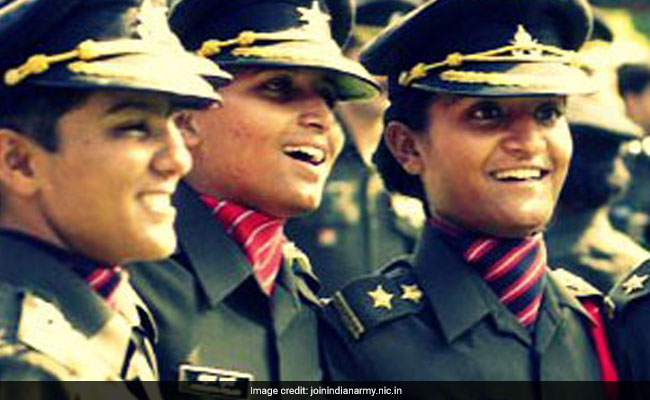 Armed Forces To Have Permanent Commission For Women Officers  PM Modi e47ef99b8