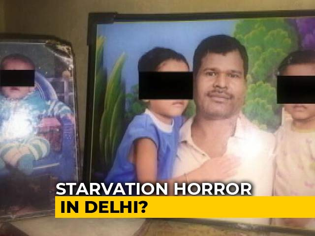 Video : Mysterious Death Of 3 Delhi Sisters, Aged 2 To 8, Blamed On Starvation