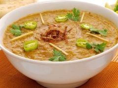 Here's Why The Haleem Of Pista House Is The Best In Hyderabad!
