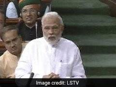 साथियों की परीक्षा लेने के लिए अविश्वास प्रस्ताव नहीं लाया जाना चाहिए : लोकसभा में प्रधानमंत्री नरेंद्र मोदी
