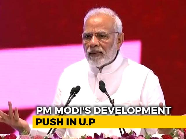 "Video : ""Not Scared"" To Be Seen With Industrialists: PM Hits Back At Opposition"