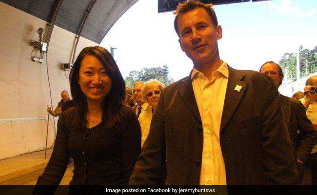 'My Wife Is Japanese... My Wife Is Chinese': UK Minister's Gaffe In China