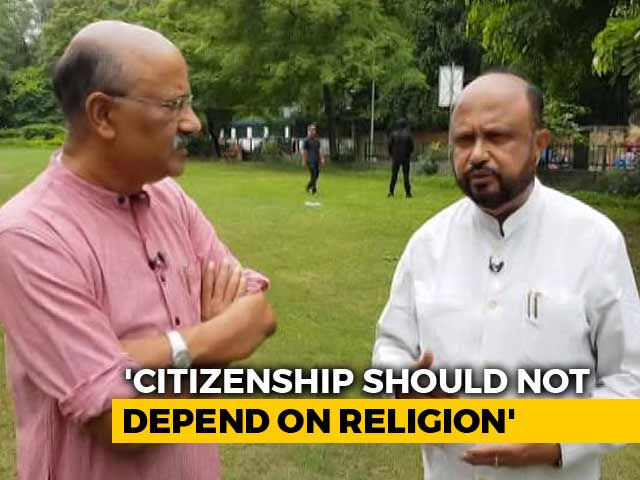 Video : Walk The Talk with Prafulla Mahanta, Ex-Chief Minister Of Assam