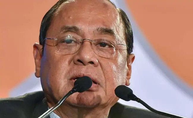 Top Court Junks Plea Against Appointment Of Justice Gogoi As Chief Justice
