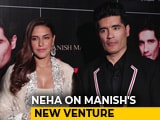 Video : Neha Dhupia Talks About Manish Malhotra's New Venture
