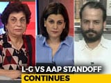 Video : Key Opposition Parties, Except Congress, Support Arvind Kejriwal's Sit-In