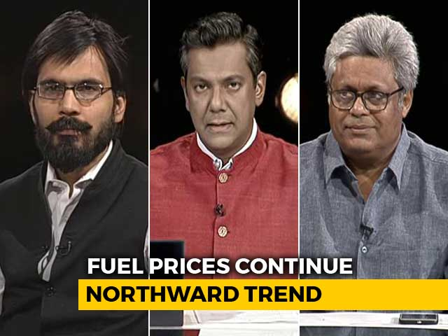 Video : Skyrocketing Fuel Prices: When Will Middle Class Get Relief?