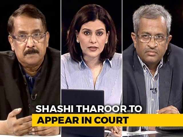 Video : Shashi Tharoor Summoned For Sunanda Pushkar Death