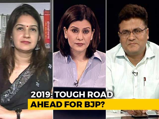 Video : Amit Shah To Meet NDA Allies: Is A Nervous BJP Trying To Mend Fences?