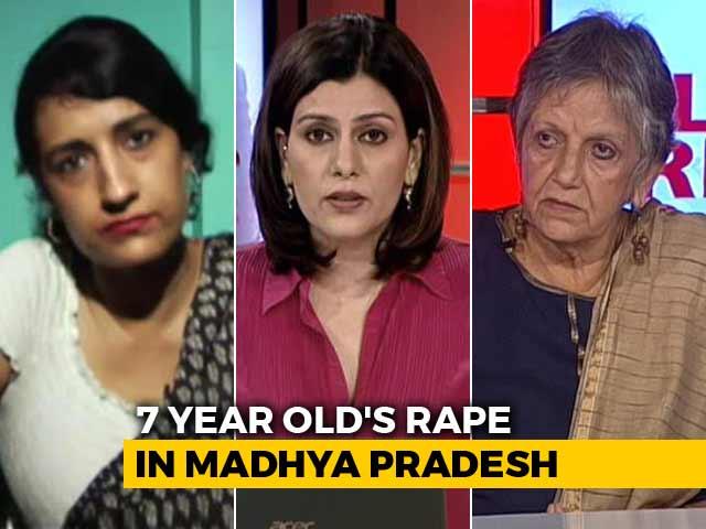 Video : Attempt To Communalise Madhya Pradesh Child Rape?