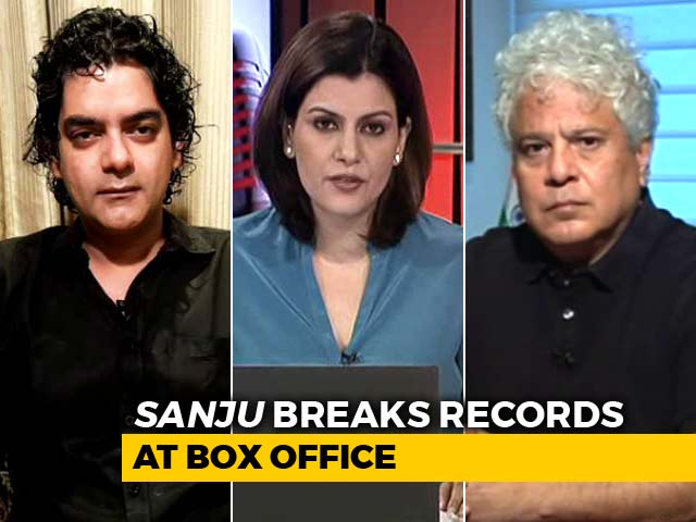 Video : <i>Sanju</i>, A Pretty Picture?