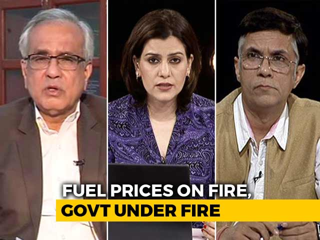 Video : Is Centre's Inaction On High Fuel Prices Justified?