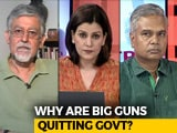 Video : Top Economic Advisor Quits: Are The Big Guns Jumping Ship?