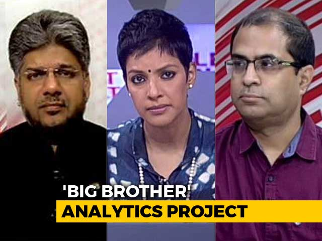 Video : Centre's New Social Media 'Big Brother' Project