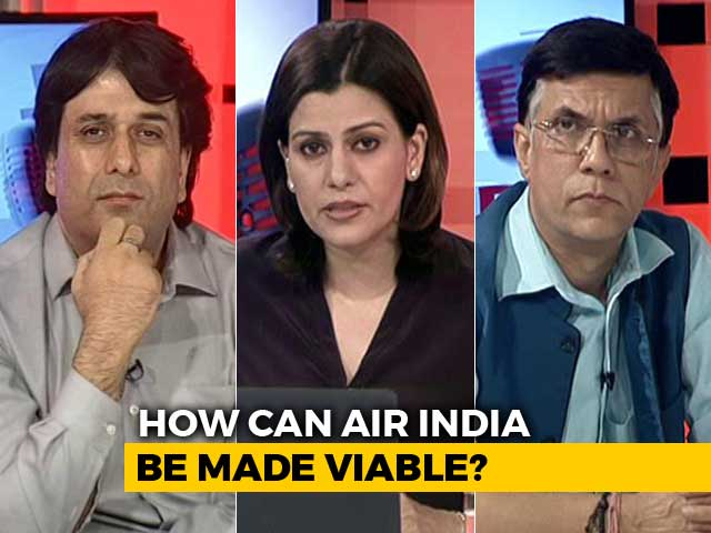 Video : Air India Privatisation Flops: Should Government Exit The Airline Completely?