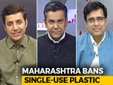 Video: Maharashtra's War On Plastic Use