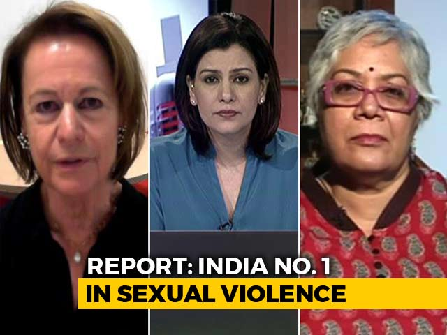 Video : 'India Most Dangerous For Women': Thomson Reuters Perception Poll