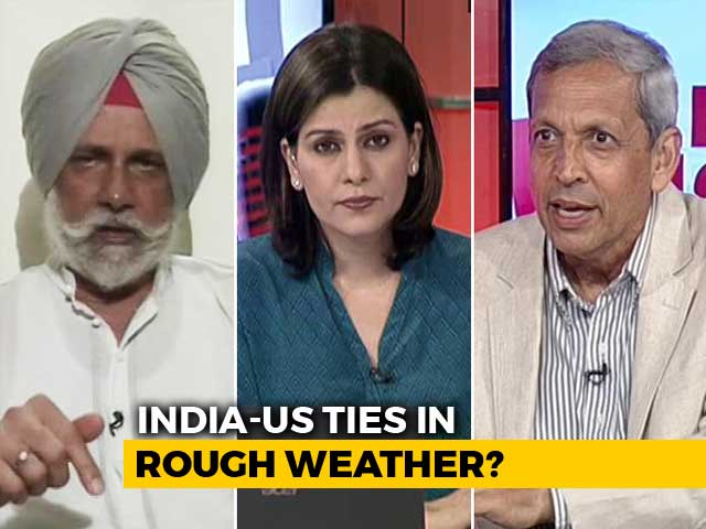 Video : Crucial '2+2' Dialogue Postponed: Strain In India-US Ties?