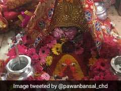 Centre To Give 50 Crores For Development Of Chintpurni Devi Temple