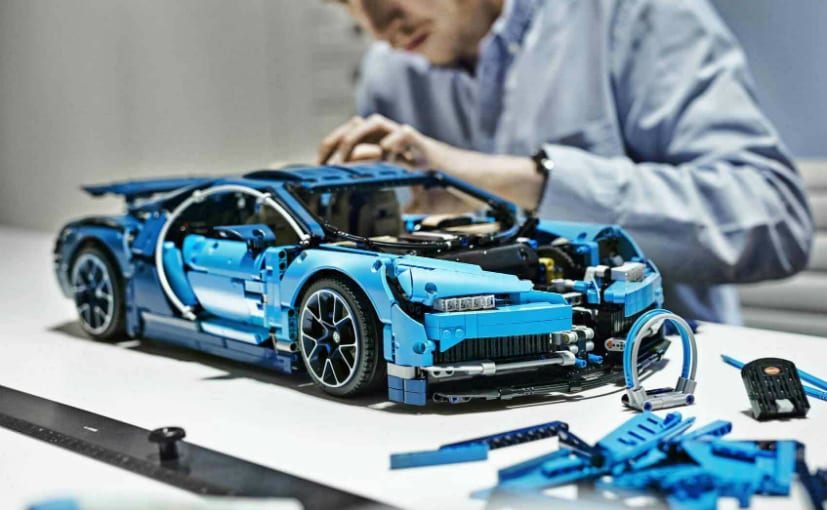 This Lego Bugatti Chiron Makes Us Want To Be Children Again Ndtv