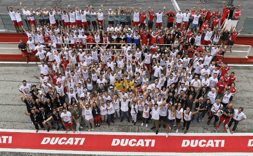 More than 90,000 attendees at World Ducati Week 2018