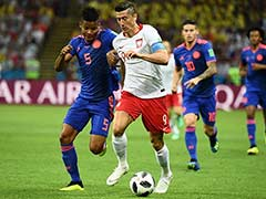 World Cup 2018, Poland vs Colombia Live Football Score: Evenly Poised Start For Poland And Colombia